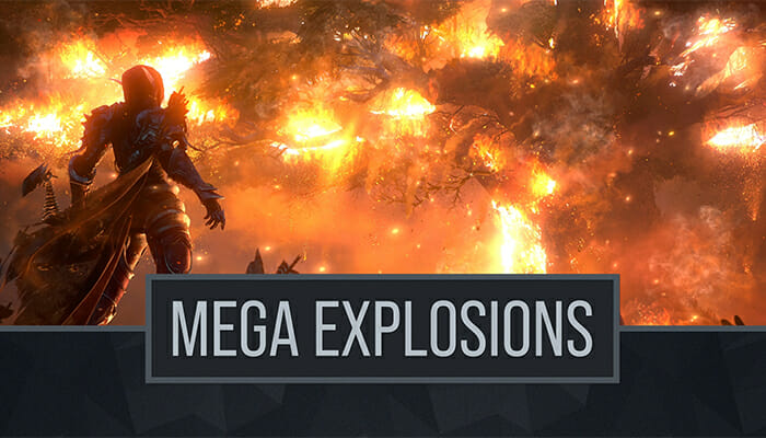 Mega Explosions