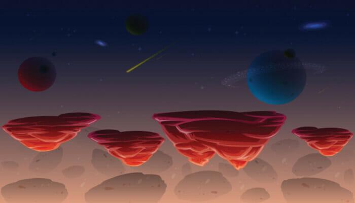 Space Adventure Unfolds