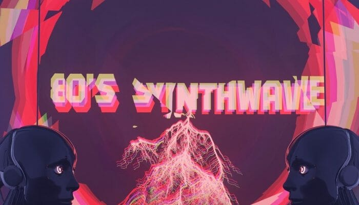 80s Synthwave Music Pack