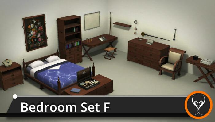 Bedroom Set F