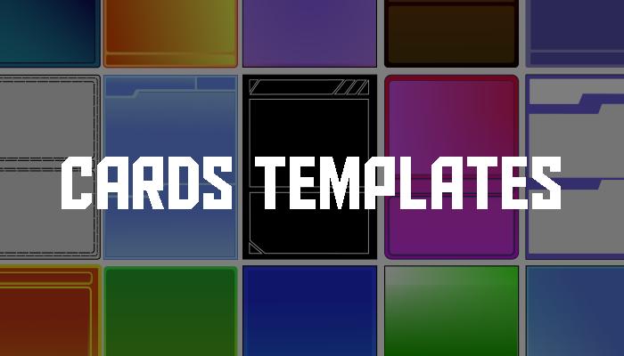 Cards Templates