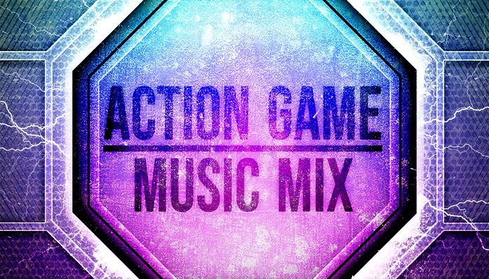 Action Game Music Mix