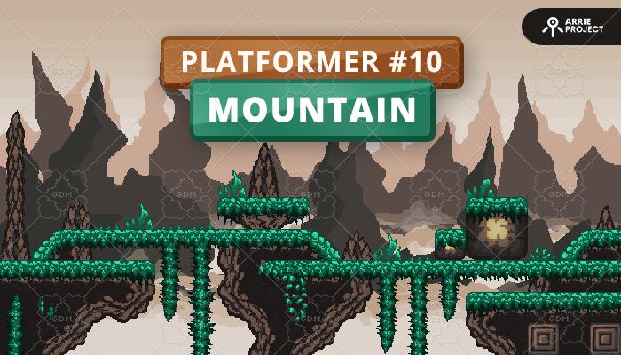 Platformer 10 Mountain
