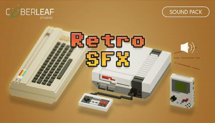Retro SFX – sound pack