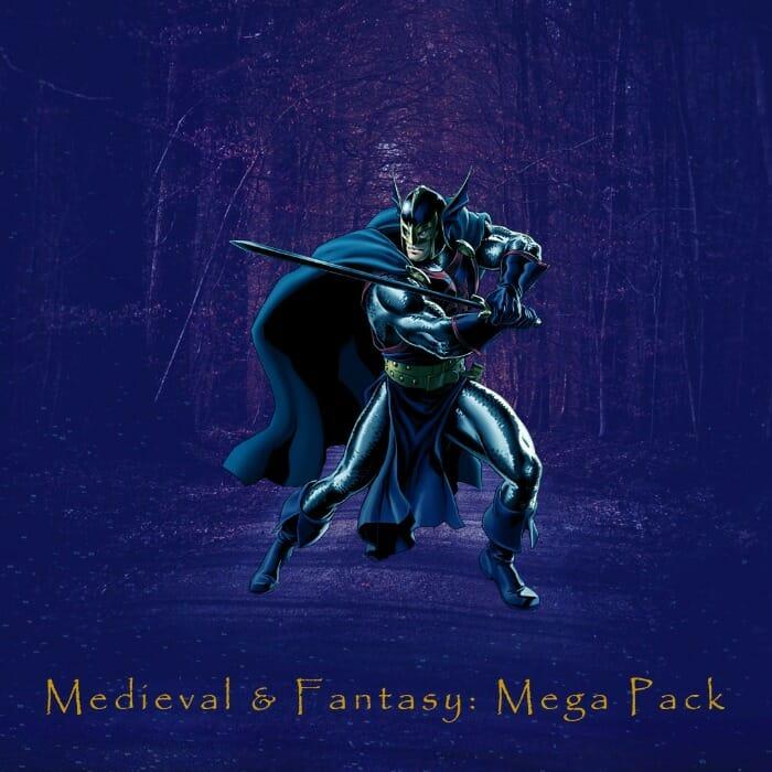 Medieval & Fantasy: Mega Pack