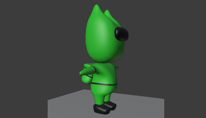adventure model character