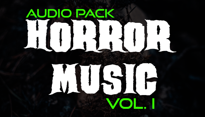 Horror Music – Audio Pack