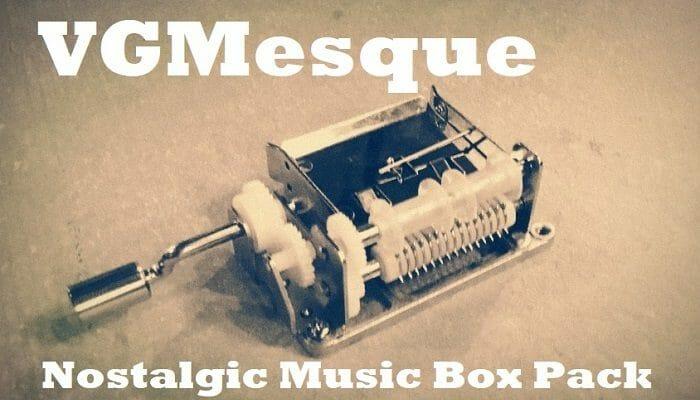 Nostalgic Music Box Pack