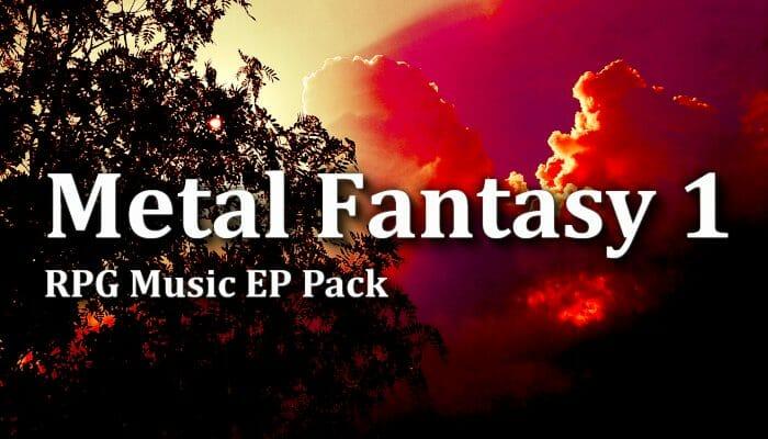 Metal Fantasy 1: RPG Music EP pack