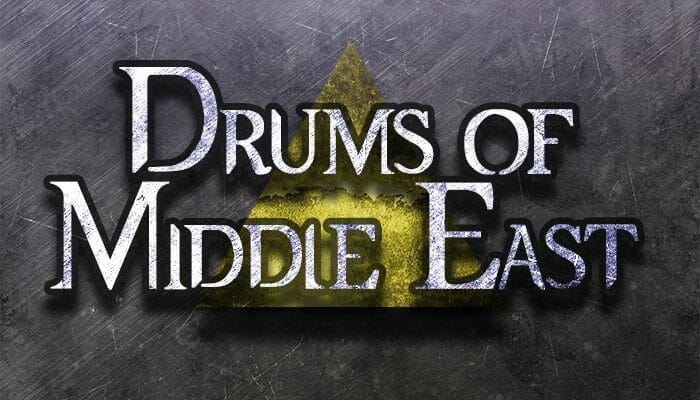 Epic Orchestral Battle Drums of the Middle East