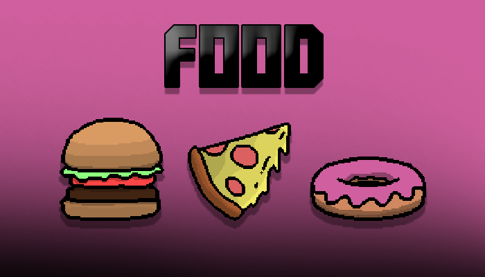 50 Food Icons