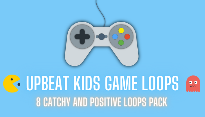 Upbeat Kids Game Loops