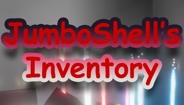 JumboShell's Inventory System