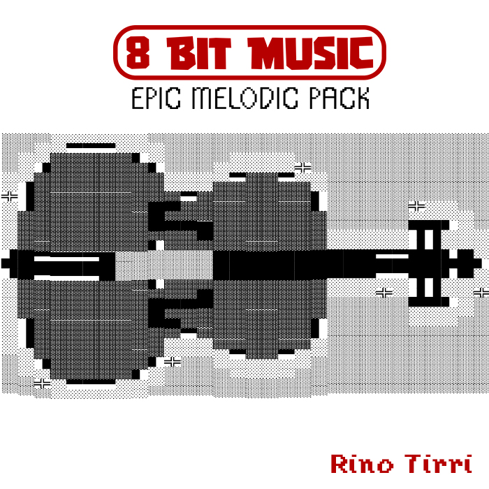 8Bit Music Epic Melodic Pack