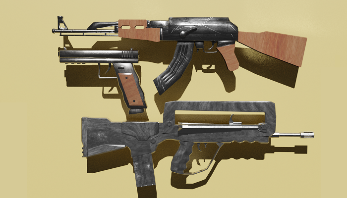 Basic Weapon Pack