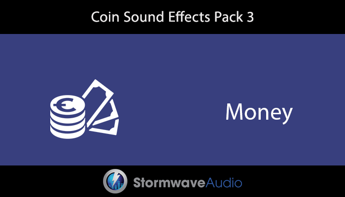Coin Sound Effects Pack 3