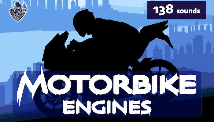 Motorbike Engines