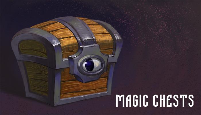 magic chests