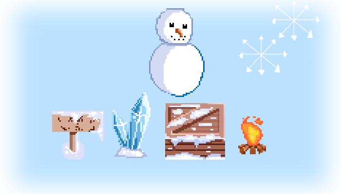 snow Tileset