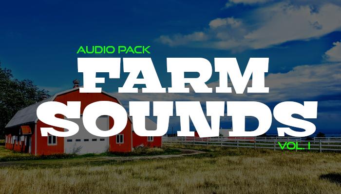 Farm Sounds – Audio Pack