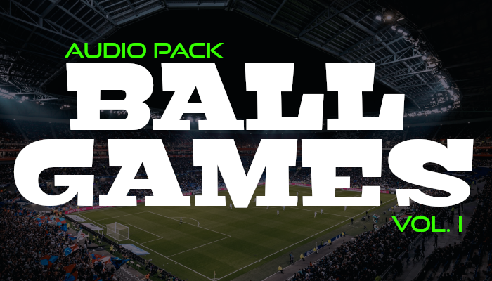 Ball Games – Audio Pack