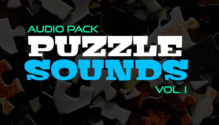 Puzzle Sounds – Audio Pack
