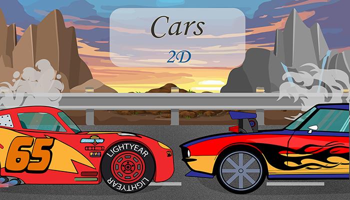 2D Cars