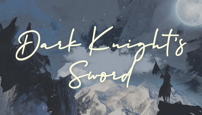 The Dark Knight's Sword