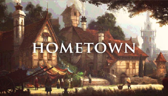 Warm Piano Music – Hometown