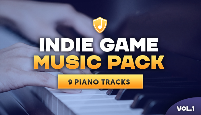 Piano Themes Pack vol. 1