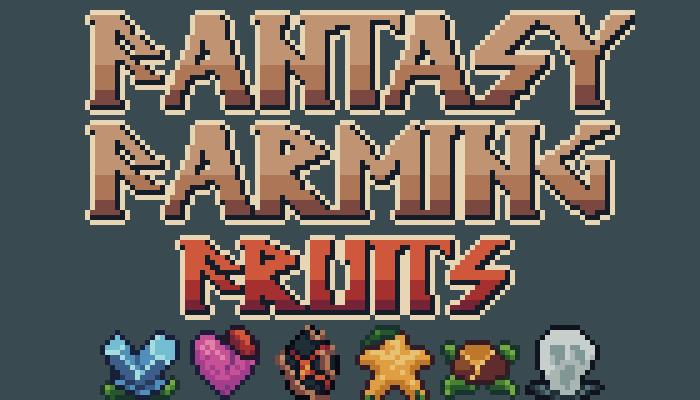 Fantasy Farming – Fruits