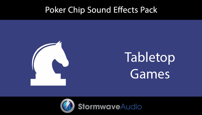 Poker Chip Sound Effects Pack