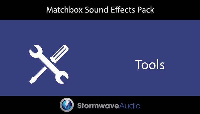 Matchbox Sound Effects Pack