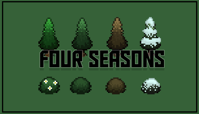 Environment In The Four Seasons