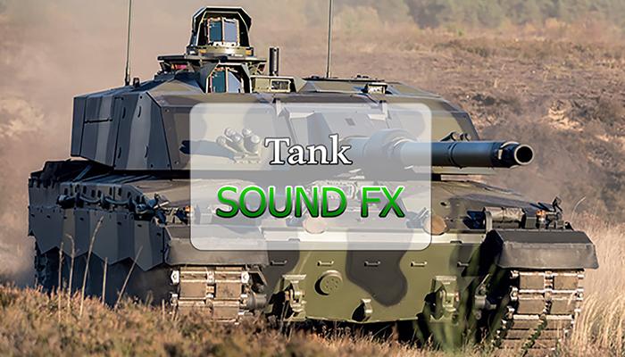 Tank SFX