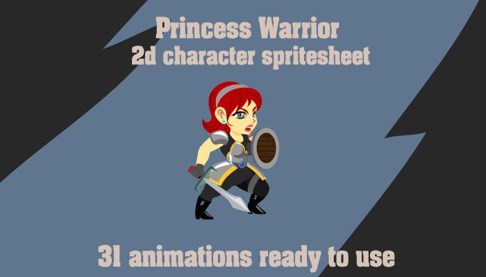 warrior princes