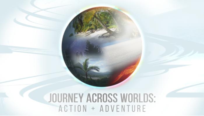 JOURNEY ACROSS WORLDS: ACTION + ADVENTURE MUSIC