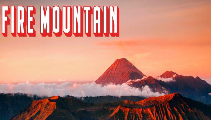 Fire Mountain – BGM – 8 Bit