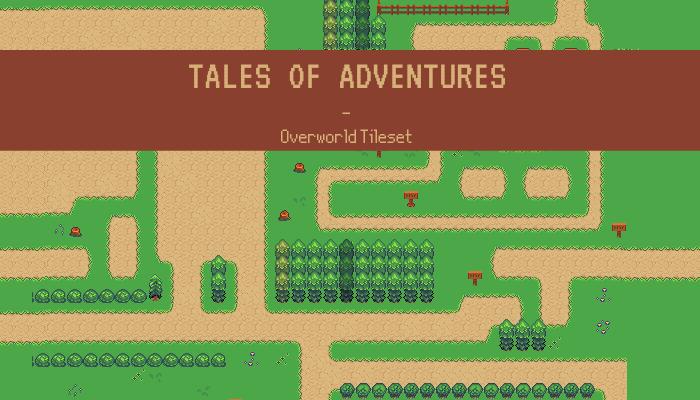 Tales of Adventure: Overworld