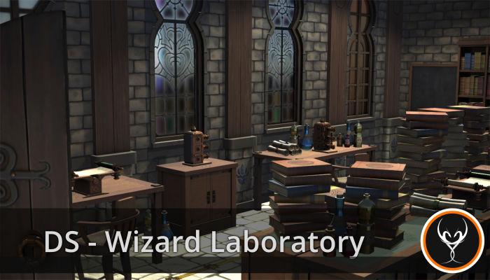 Dungeon Set – Wizard Laboratory