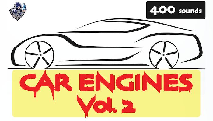 Car Engines Vol. 2