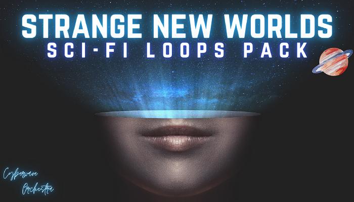 Strange New Worlds – Sci Fi Loops Pack