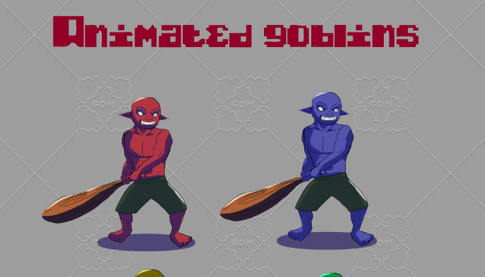 Animated Goblins