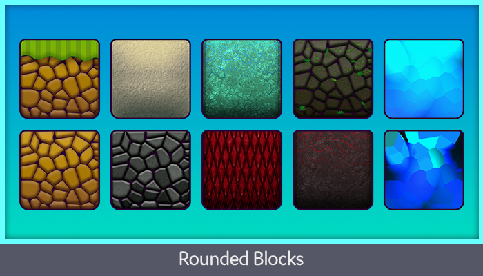 Rounded Blocks