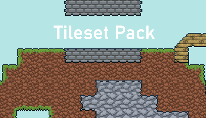 Huge Tileset Pack (15 Tilesets, Includes Template)