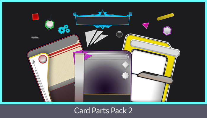 Card Parts Pack 2