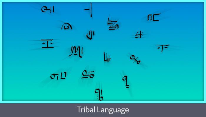 Tribal Language