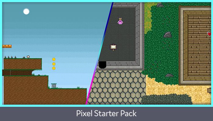 Pixel Starter Pack