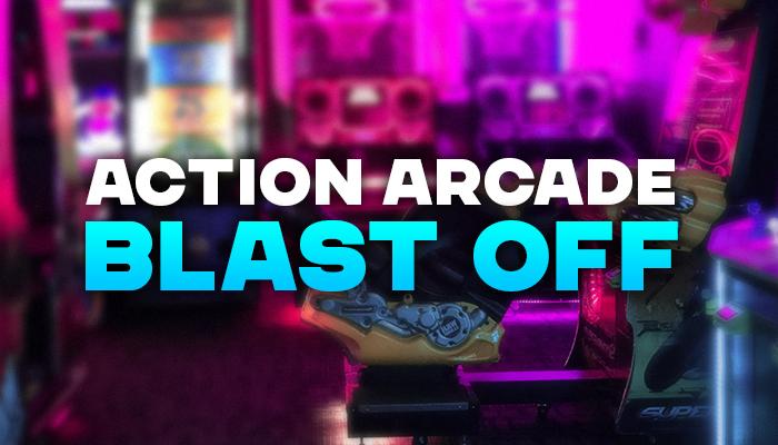 Action Arcade Song – Blast Off