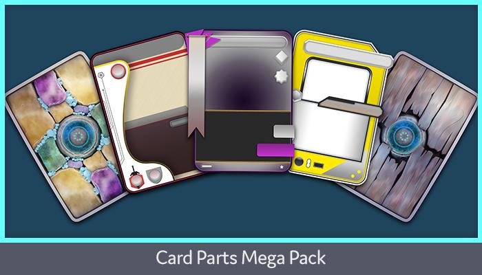 Card Parts Mega Pack